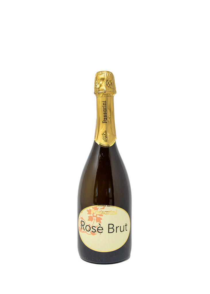 Rose Brut Passarini Wines