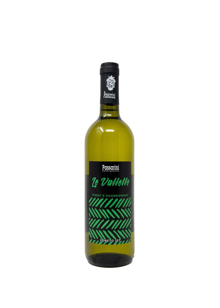 Le Vallette Pinot e Chardonnay Veneto IGT Passarini