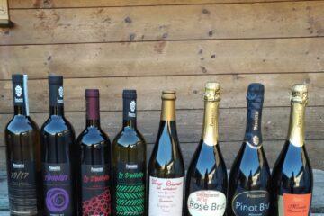 Home delivery vini vegani Passarini Wines