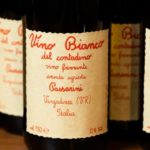 Vino Bianco del Contadino - bottiglie